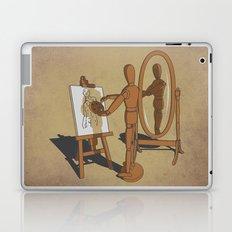 My own model. Laptop & iPad Skin