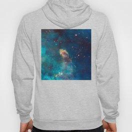 Stellar Jet in the Carina Nebula Hoody