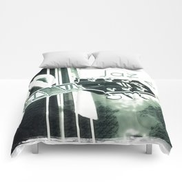 Double bass and Guitar Comforters