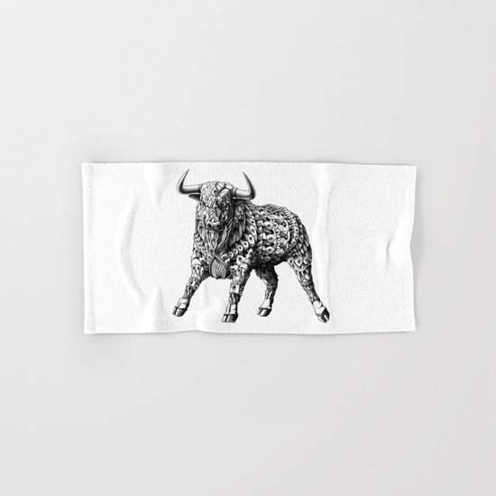 Raging Bull Hand & Bath Towel
