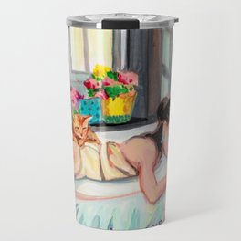 Tiffany Travel Mug