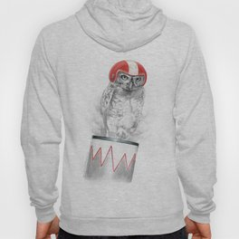 CannonbOwl or Cannonball Owl Hoody