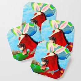 A Horserabbit for Archer Coaster