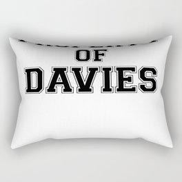Property of DAVIES Rectangular Pillow