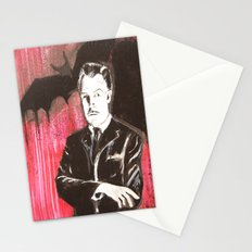 Vincent Price The Bat Stationery Cards