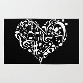 Invert Music love Rug