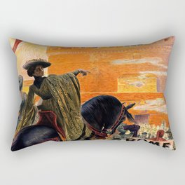 Rome 1911 world exposition Rectangular Pillow