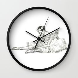 La Sylphide Wall Clock