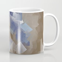 little sqares and rectangles pattern -6- Coffee Mug
