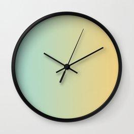 Mussola Wall Clock