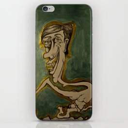 The Inside Man iPhone Skin