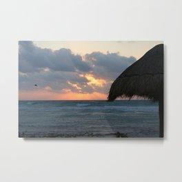 Ocean View Metal Print