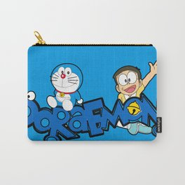 Doraemon Typo Carry-All Pouch