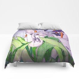 Little Fey Dragon Comforters