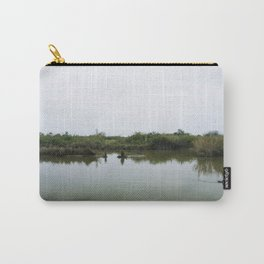Peaceful lagoon Carry-All Pouch
