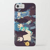 dmmd iPhone & iPod Cases featuring DMMD-seragakis by Mimiblargh