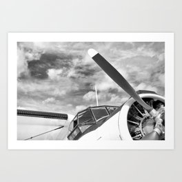 Antonov AN-2 Art Print