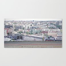 berlin autopsy Canvas Print