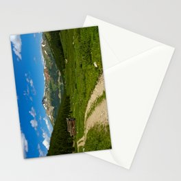 Tenmile Mountain Range from Mayflower Gulch Stationery Cards