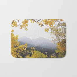 Fall Frame Bath Mat