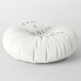 Hocus Pocus Neutral Floor Pillow