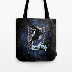 Ravenclaw team flag emblem iPhone 4 4s 5 5c, ipod, ipad, pillow case, tshirt and mugs Tote Bag