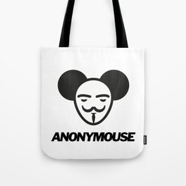 Anonymouse Tote Bag