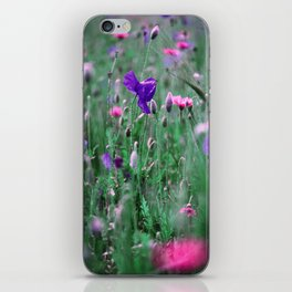 Poppies xp iPhone Skin