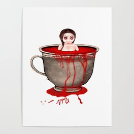 Cup of Blood Poster