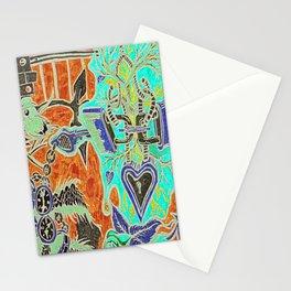 Time Flys Stationery Cards