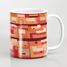 Downtown Desert Coffee Mug