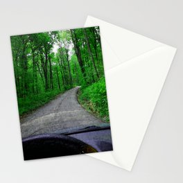 May Day Drive 2 Stationery Cards