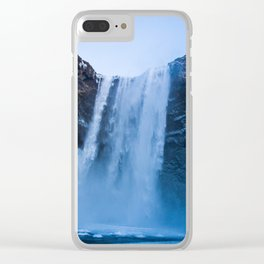 1 Clear iPhone Case