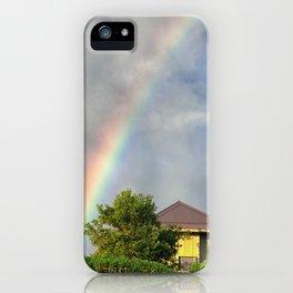 somewhere iPhone Case