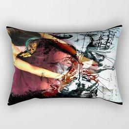 styloid process Rectangular Pillow