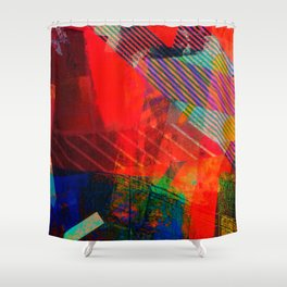 Navigating The Labyrinth Series 7 Shower Curtain
