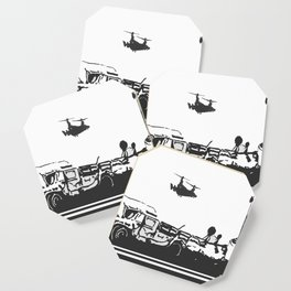 Tactical Field Exercise Coaster