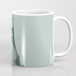 St. Johns Bridge Portland Oregon Coffee Mug