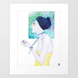 bounded Art Print