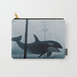 Ocean Wake Carry-All Pouch