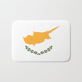 Flag of Cyprus Bath Mat
