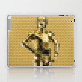 C3P0 Droid - Legobricks Laptop & iPad Skin