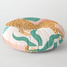 Mild Day Floor Pillow