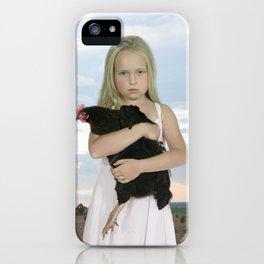 Mea Domina IIa iPhone Case