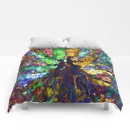 Trippin Tree Comforters