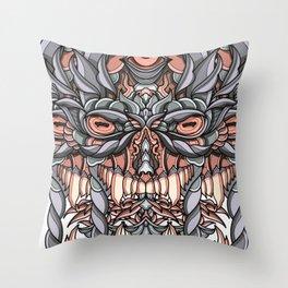 God Throw Pillow