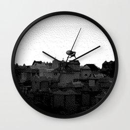 Fuga Vol. 1 Wall Clock