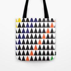 graphic triangle Tote Bag