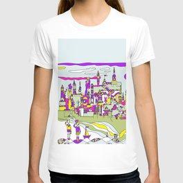 GREEK SPRING T-shirt