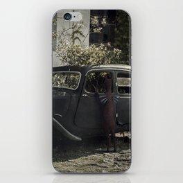 El viaje iPhone Skin